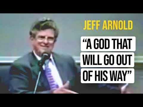 "Pastor Jeff Arnold preaching ""A God That Will Go Out Of His Way"""