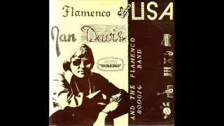 The Jan Davis Guitar with The Flamenco Boogie Band - Flamenco Dance Man (Flamenco Disco)