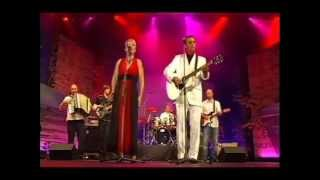 Vieniga Zeme / Only Place - Maia Kuze duet with Andris Baltacis and White Bears band