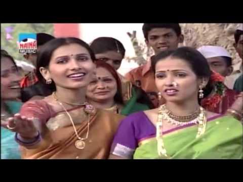 Haati Bharala Hirawa Chuda | Logkeet | Eknath Mali