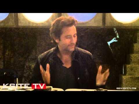 The 100 On Set: Henry Ian Cusick Kane