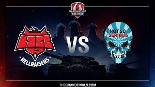 Hellraisers vs NSS WGL GF 2016 RU