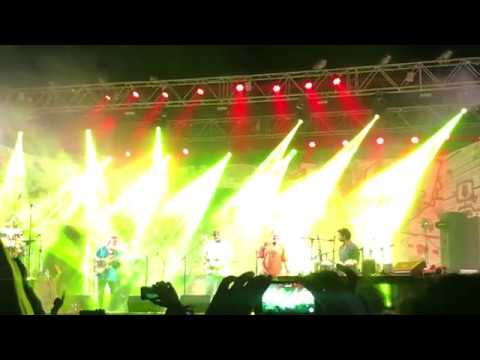 Indian ocean Live at Bacardi NH7 Weekender Express, Rangoon Garden, Indore, 26 November 2017