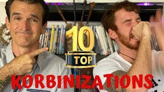 TOP 10 KORBINIZATIONS REACTION!!