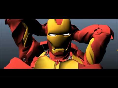 Jingle Bells || Iron Man 3 Parody