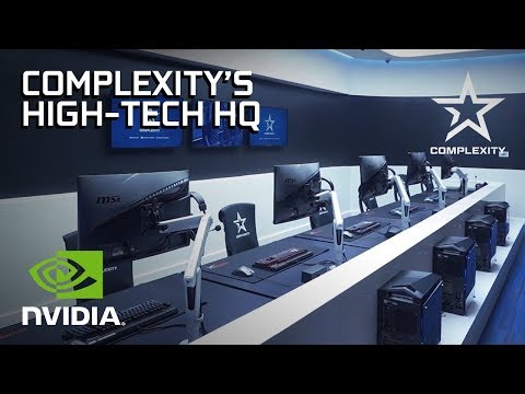 Behind The Scenes At Complexity's GameStop Performance Center, Powered By GeForce