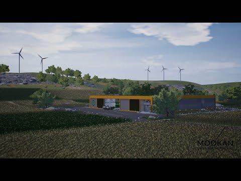 Bgreenie new factory