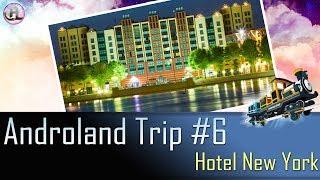 Gambar cover Androland Trip #6   Last Night @ Hotel New York - 06/01/2019