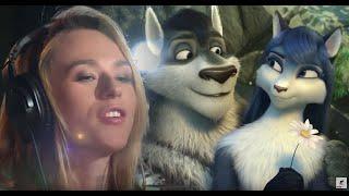 """Катя IOWA - Оставайся собой. Саундтрек к мультфильму """"Волки и овцы"""""""