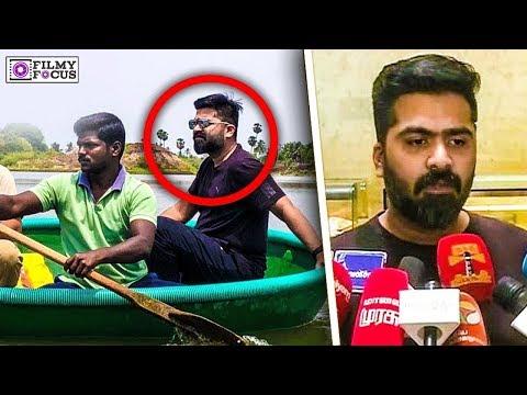 Simbu's Next Step For Cauvery Management Board | Cauvery Protest | Latest Tamil Movie  News | Str