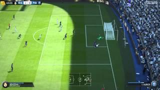 "FIFA 15 Online Seasons ""Division 5""  Real Madrid V PSG"