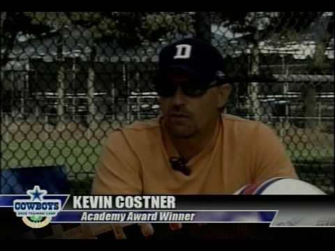 Bill Jones Reel College Football Studio and Kevin Costner Interview