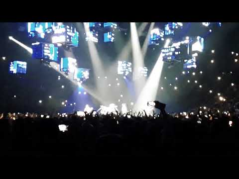 METALLICA ☆ Fade To Black ☆ Live in paris 10 september 2017