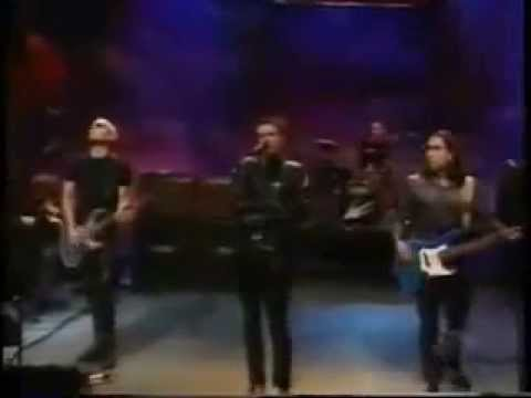 Third Eye Blind Hows it gonna be live on Jay Leno 1998