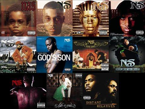 Nas Discography Ranking