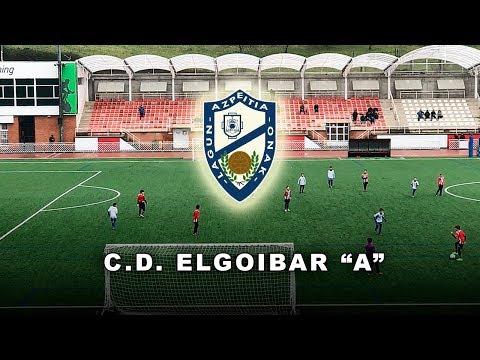 C.D Elgoibar A - C.D Lagun Onak A (1-2)