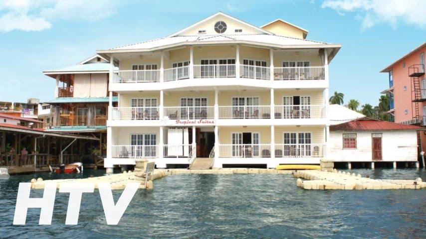 Bocas Del Toro Hotels: Tropical Suites Hotel En Bocas Town, Bocas Del Toro