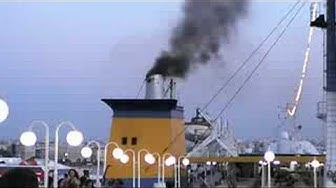 Ferry Boat Passage Piraeus - Heraklion Crete