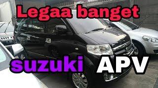 Review Mobil Bekas, Suzuki APV GX manual th 2014