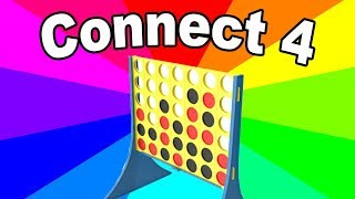 Connect 4 box cover memes  -  History, Review and Compilation