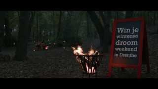 Win je winterse droomweekend in Drenthe met een bosconcert van Tangarine