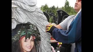 Установка памятника на кладбище в Киеве(После изготовления памятника в цеху, необходимо приступить к его установке на кладбище. На этом видео мы..., 2016-02-25T23:19:47.000Z)