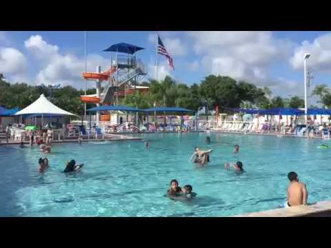 Sun-N-Fun RV Resort - Walkthrough of The Campground - Review