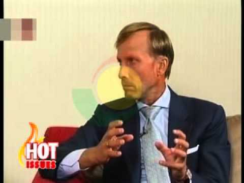 Hot Issues - With Dr. Mark Dybul (Exec.Dir Global Fund)  - 22/8/2015