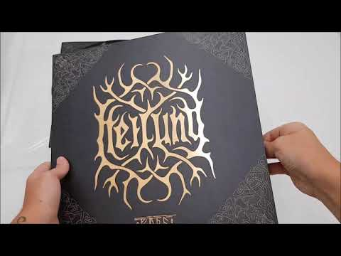 Heilung - Futha Picture Disk Unboxing video