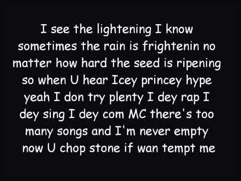 Ice Prince   Oleku Lyrics   YouTube