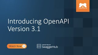 Introducing OpenAPI Version 3.1