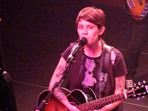 10/16 Tegan & Sara - Sara's The New Drummer @ Ram's Head Live!, Baltimore, MD