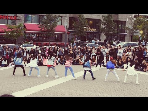 EAST2WEST Public Dance Cover BTS - DNA