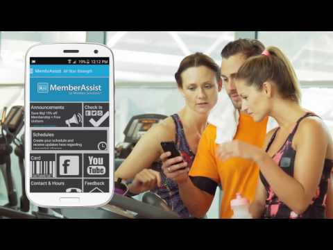 NEW MemberAssist App by Member Solutions