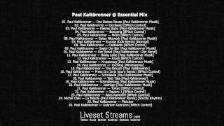 Paul Kalkbrenner @ Essential Mix FULL SET 720p HD - LivesetStreams.com