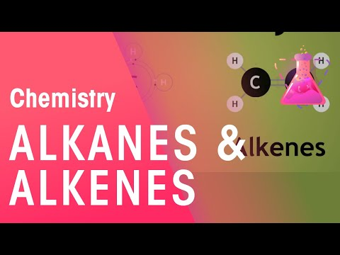 Alkanes and Alkenes | The Chemistry Journey | The Fuse School