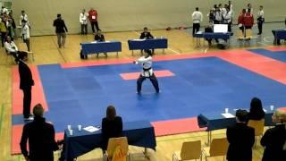 World Taekwondo President's Cup 2016 - Senior 1 F