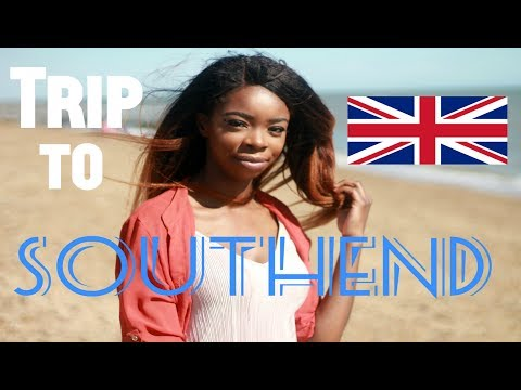 QUICK TRIP TO SOUTHEND-ON-SEA, ENGLAND