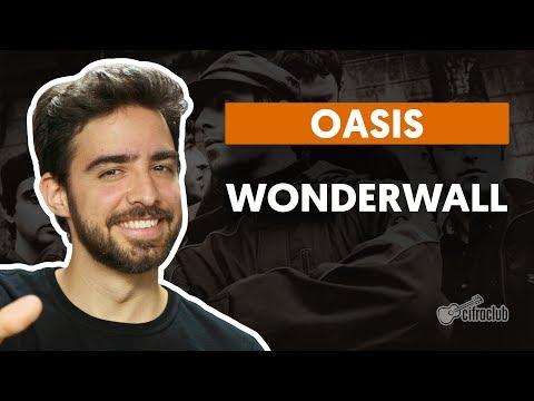 WONDERWALL - Oasis (aula de violão simplificada)