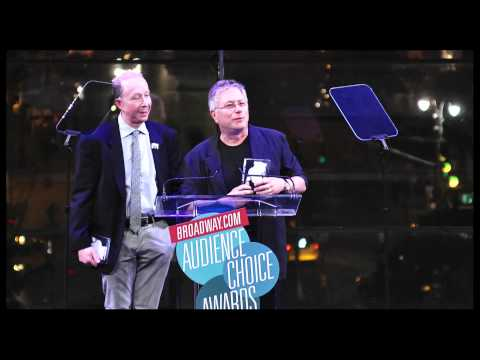 "2012 Broadway.com Audience Choice Awards: ""Newsies"" wins Favorite Song (Jack Feldman & Alan Menken)"