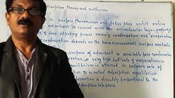 Surface chemistry lecture - 3 by A.K.V Langmuir adsorptio isotherm.