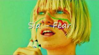 Watch Sia Fear video