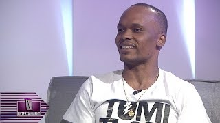 Tumi Tladi on how dancing inspires the music   V-Entertainment