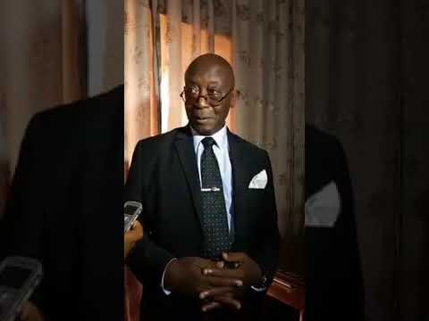 Charles Margai, new Attorney General and Minister of Justice