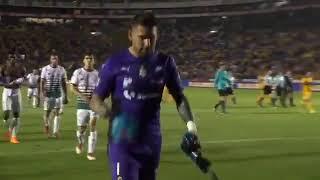 Aya los espero - Jonathan orozco cuartos de final Tigres vs Santos