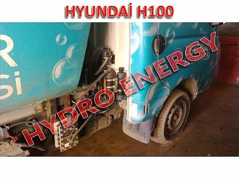 Hyundai H 100 ( UCR Hidrojen Yakıt Sistemleri )