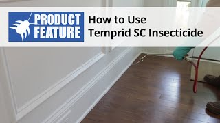 How to Use Temprid SC Insecticide