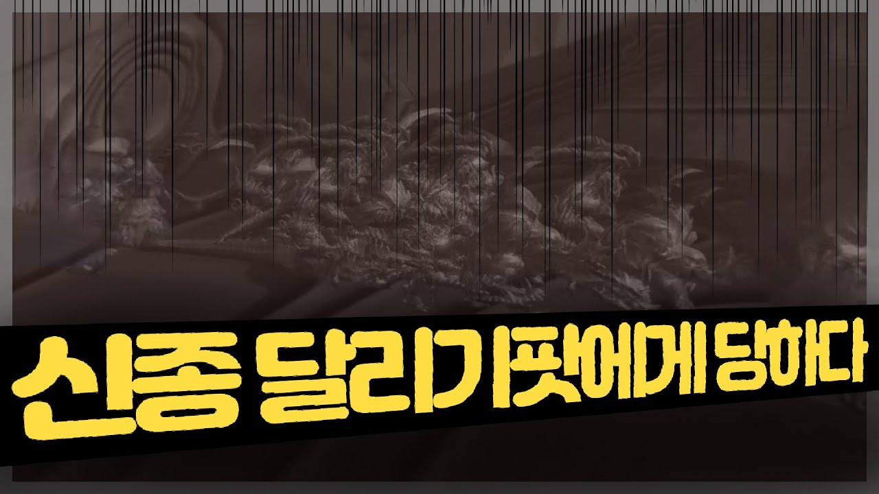 """"""" 신종 달리기팟한테 당하다ㅋㅋ """" 클래식 아이온"""