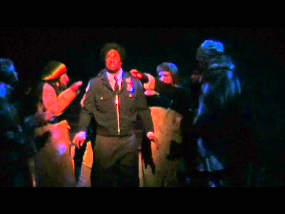 I Could Be That Guy Sister Act London Youtube