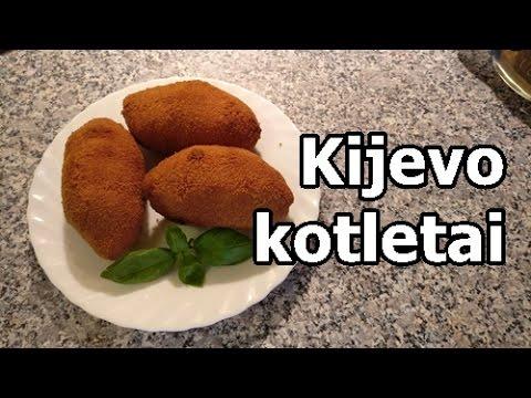 Kijevo kotletai -